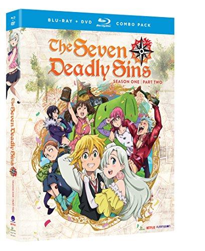 Seven Deadly Sins: Season One, Part Two [Blu-ray]