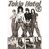 Poster Tokio Hotel, Gruppe 2007, 61 x 91,5 cm