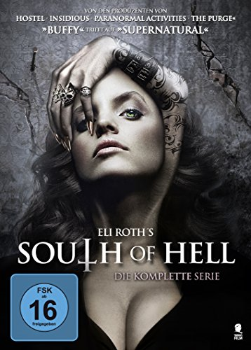 Eli Roth's South of Hell [2 DVDs]