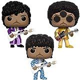 Funko Rocks: Pop! Prince Collectors Set - Purple Rain, Around The World in A...