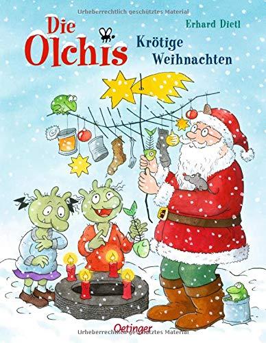 Die Olchis: Krötige Weihnachten
