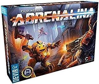 Devir BGADRE. Juego de mesa Adrenalina. Edicion en castellano: Amazon.es: Juguetes y juegos