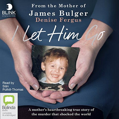 I Let Him Go audiobook cover art