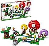 LEGO Super Mario La Caccia al Tesoro di Toad - Pack di Espansione, Giocattolo, Set di Costruzioni, 71368