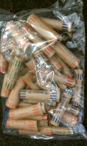 Coin-tainer 36 Assorted Wrapers