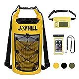 20L Wasserdichter Dry Bag 3 teiliger mit wasserdichte Handyhülle und Hüfttasche Schwimmender...