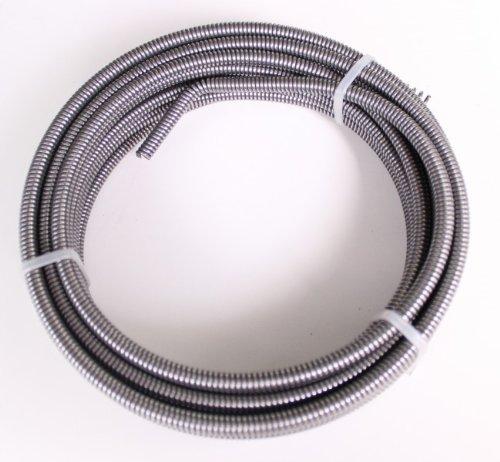 Rohrreinigungs-Spirale 7,5 m x 8 mm passend ROTHENBERGER Rospi + REMS Mini-Cobra