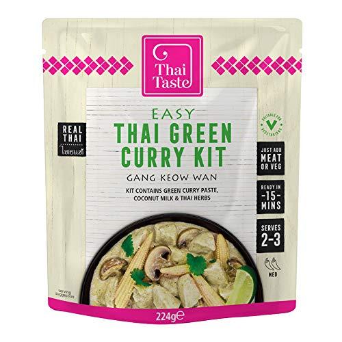 Thai Taste Green Curry Meal Kit 224 g (Pack of 6)