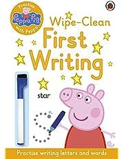 Peppa Pig. Wipe-Clean First Writing