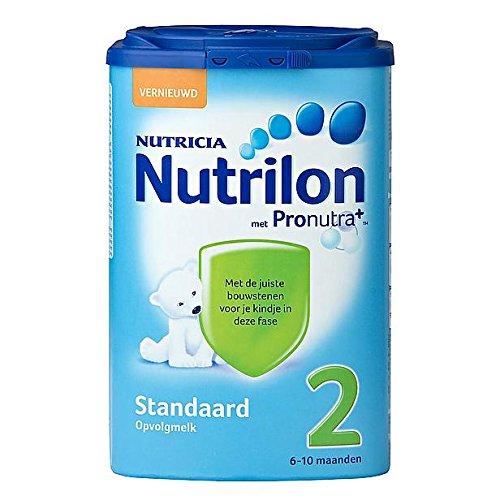 Nutrilon Standard 2 Babymilch 4 Pack Kindermilch (850gr.) Frisch aus Holland