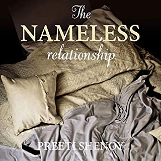 The Nameless Relationship by Preeti Shenoy cover art