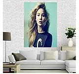ZOEOPR Poster Jennifer Lawrence Poster Filmschauspielerin
