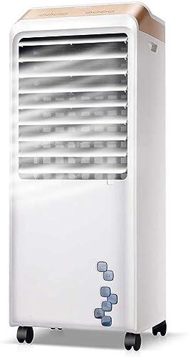 Liu Weiqin Ventilateur de climatisation, Refroidisseur d'air Mobile Petit Ventilateur de réfrigération de la climatisation, Calage Grande capacité