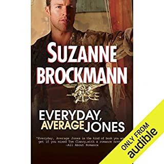 Everyday, Average Jones audiobook cover art