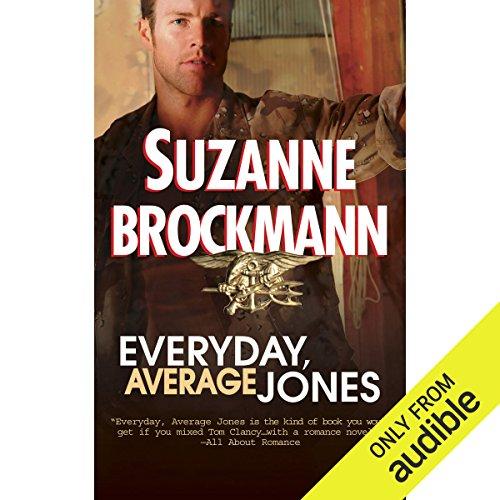 Everyday, Average Jones audiobook cover art