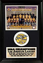 Encore NBA Champions Los Angeles Lakers 2009 Collectible 15X Champion Frame