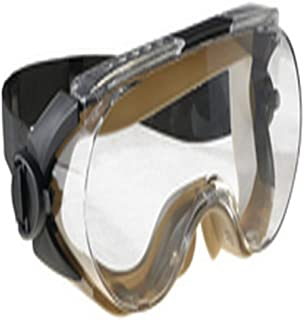 3M 10078371623415 Aosafety Maxim Safety Splash Goggle, Anti-Fog Lens, Capacity, Volume, Standard, Clear (Pack of 10)