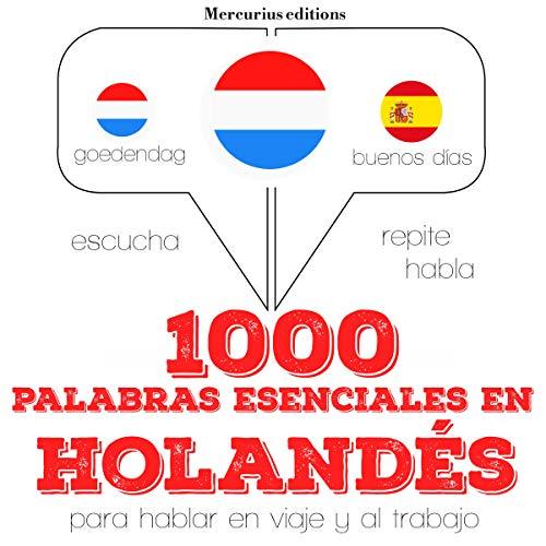 1000 palabras esenciales en holandés  By  cover art