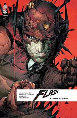 Flash rebirth, Tome 4