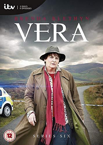 Vera: Series 6 [DVD] by Brenda Blethyn