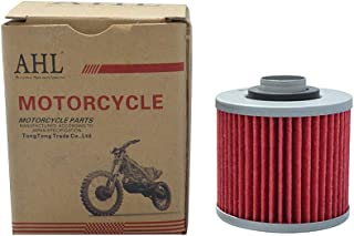 AHL Motorbike Oil Filter for SUZUKI VZ800 MARAUDER 805 All 2009// VZ800 INTRUDER M800 All 2005-2009// VS800 INTRUDER 800 All 1992-2009