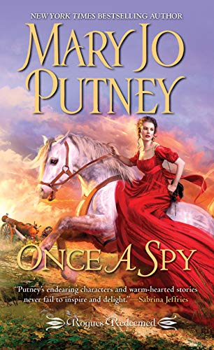 Once a Spy (Rogues Redeemed Book 4)