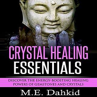 Crystal Healing Essentials audiobook cover art