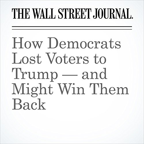How Democrats Lost Voters to Trump — and Might Win Them Back copertina