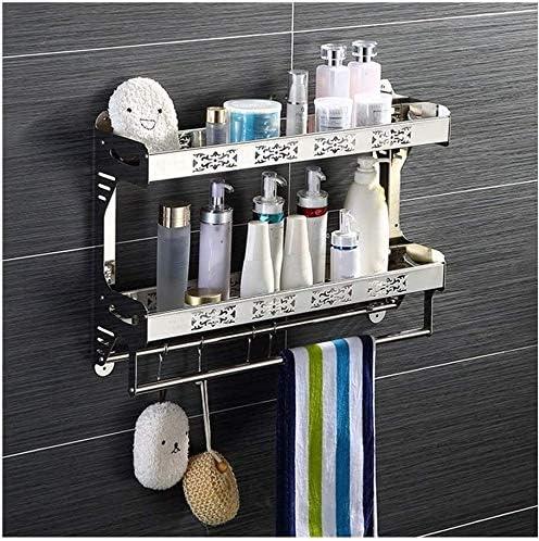 AXJTNL Bathroom Shelf Branded goods Shower Caddy Ra Towel Online limited product