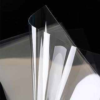 30 Sheets Transparency Film for Inkjet Printer Inkjet Transparency Film Transparent Inkjet Printing Film