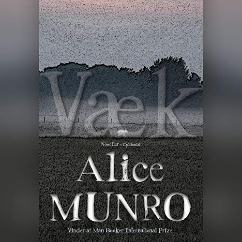 Væk audiobook cover art