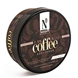 NUTRIGLOW Natural's Raw Irish Coffee Body Cream | Organic Raw Irish Coffee | Yogurt Extract With Cocoa Butter | Intensive Nourishment | 8 Hour Moist Lock | 200 Gm
