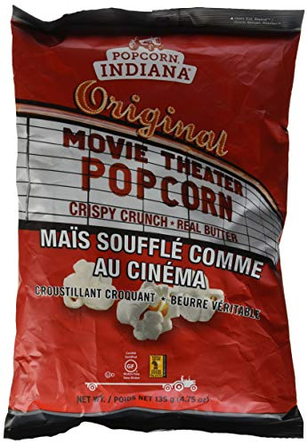Check Out This Popcorn Indiana Popcorn, Movie Theater Butter, 4.75 oz