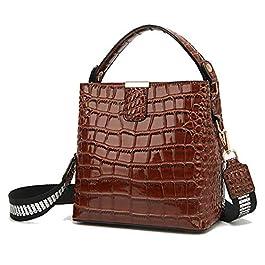 Tisdaini® Sacs portés main Femme de marque Mode Cabas Sacs portés épaule Sacs bandoulière Sac a main FR906