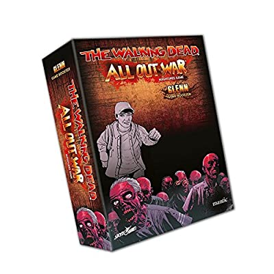 Walking Dead - GLENN BOOSTER by MANTIC ENTERTAINMENT LTD