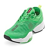 Zumba Athletic Air Classic Gym Fitness Sneakers Dance Workout Shoes for Women, Zapatillas Mujer, Stomp It Green, 41 EU