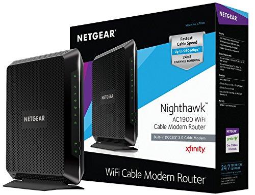 Image of NETGEAR C7000 (Old model): Bestviewsreviews