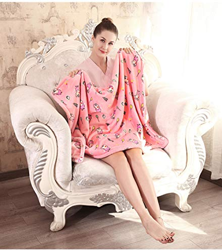 KaO0YaN Soft Fitted Underblanket,Household electric blanket heating cushion, office knee pad warm blanket-Pink_100X75cm
