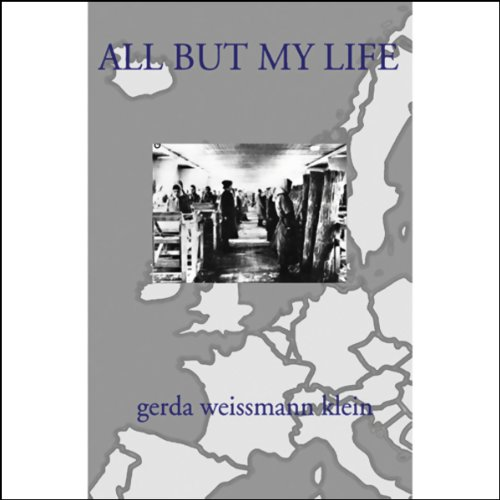 All But My Life copertina