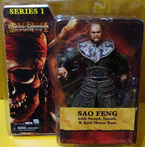 Action Figure - Pirates Des Caraïbes 3 - Serie 1 - Sao Feng