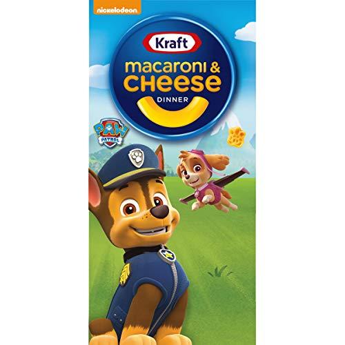 Kraft Paw Patrol Shapes Macaroni and Cheese Meal 55 oz Box