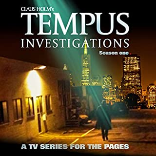 Tempus Investigations audiobook cover art