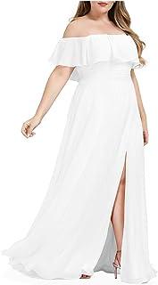Amazon Es Vestidos De Novia De Talla Grande