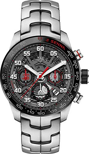 Tag Heuer Carrera Senna Special Edition Men's Watch CBG2013.BA0657
