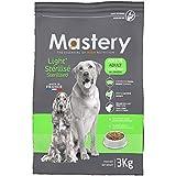 Mastery Nourriture pour Chien Adulte Light, Croquettes pour Adultes Chiens - 3 kg