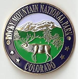 national park medallions