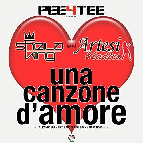 Pee4tee feat. Sheila King & Artesi & Ladies