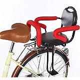 Nologo Kinder-Fahrradsitz, Kindersitz mit...