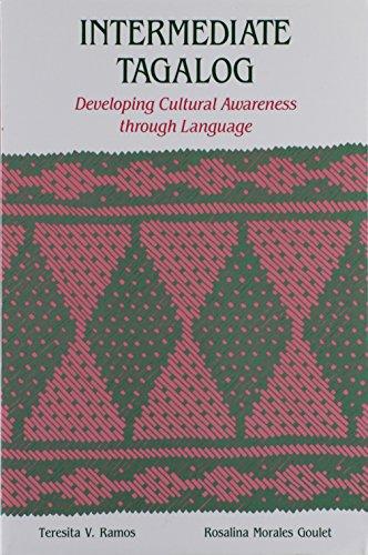 Intermediate Tagalog: Developing Cultural Awareness...