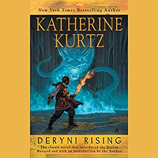 Deryni Rising cover art